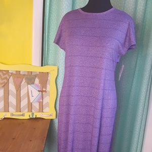 NEW LuLaRoe Maria Dress! Purple!